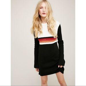 FREE PEOPLE || Sweater Dress